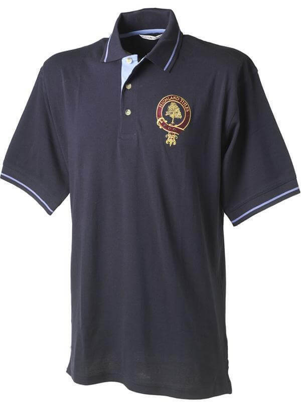 Highland Titles Poloshirt