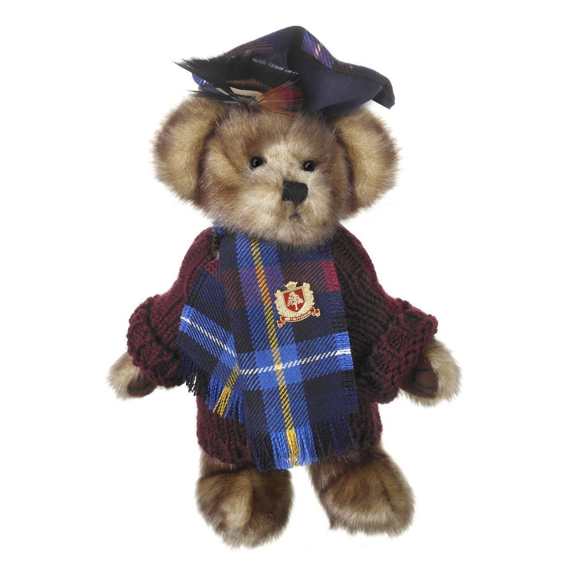Highland peluche Scottish Titels Teddy di roeCxBdW