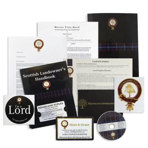 Lochaber Highland Paket