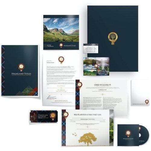 Lochaber Premium Highland Paket