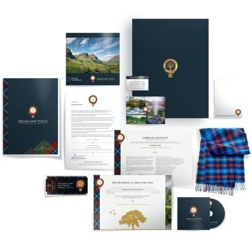 Lochaber Prestige Highland Paket