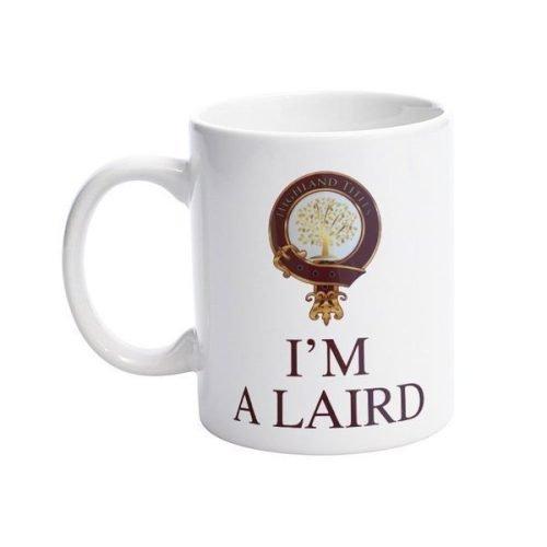 I'm a Laird Tasse